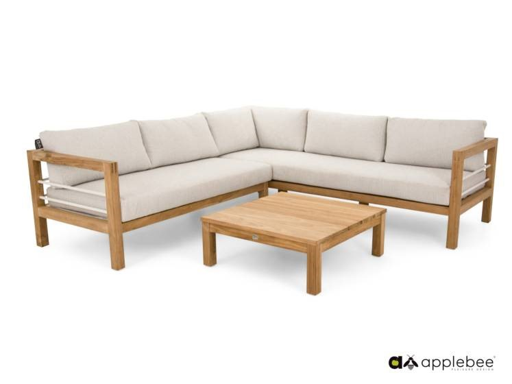 Apple Bee Pebble Beach Concrete Sofa Left 300x300
